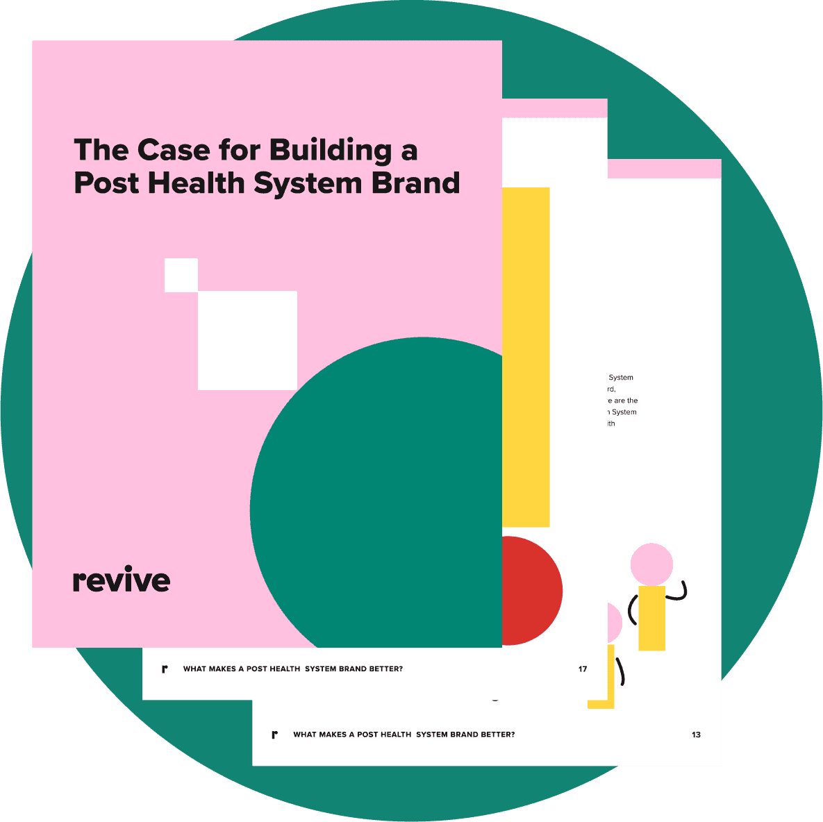 The case for building a post health system brand